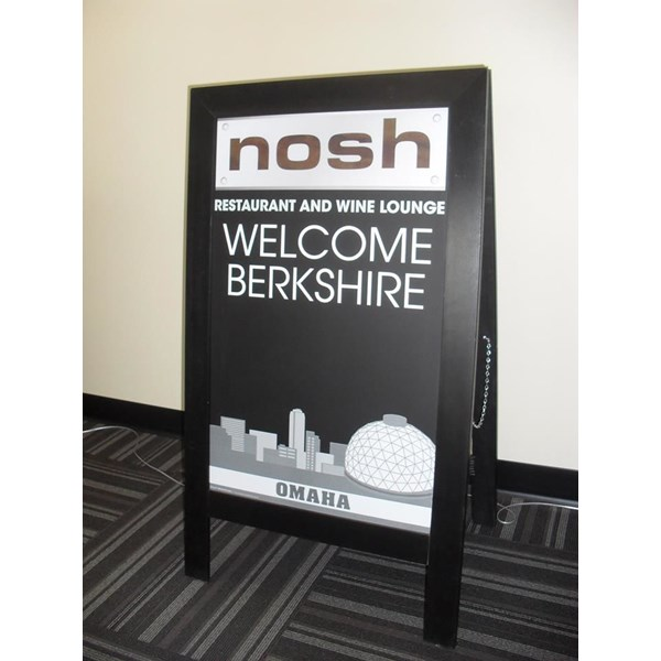 Interior Signage & Indoor Signs
