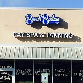 - Illuminated-Signage-Channel-Letters-BeachBodies-Image360-RoundRock-TX
