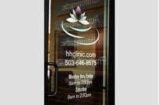 - Image360- Beaverton-Window Graphics -Holistic Health