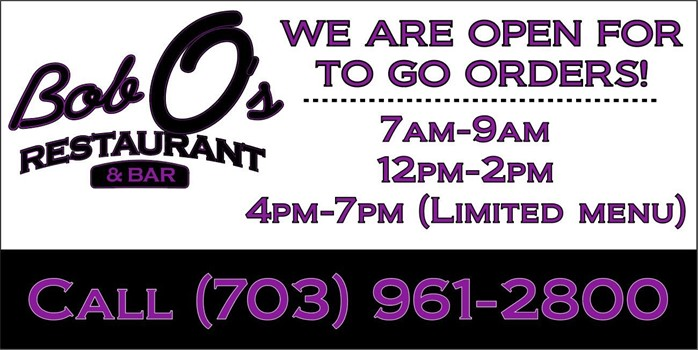 Make sure your customers know youre still open for business! Use large visual aids; like banners, on your building to keep them informed!